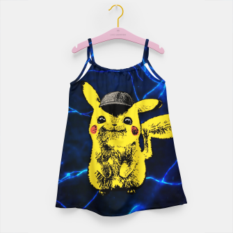 Thumbnail image of Pikachu Girl's dress, Live Heroes