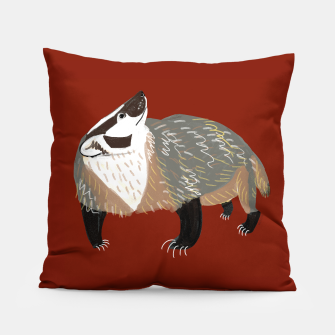 Thumbnail image of American badger Almohada, Live Heroes