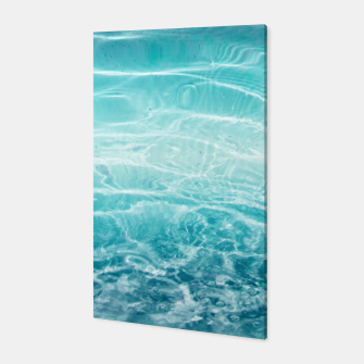 Thumbnail image of Blue Ocean Dream #1 #water #decor #art  Canvas, Live Heroes