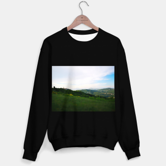 Thumbnail image of landscape near labin croatia toy Sweater regular, Live Heroes