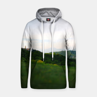 Thumbnail image of landscape near labin croatia toy Hoodie, Live Heroes