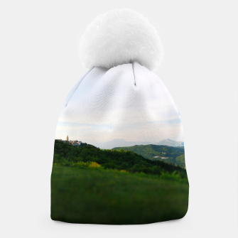 Thumbnail image of landscape near labin croatia toy Beanie, Live Heroes