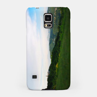 Thumbnail image of landscape near labin croatia toy Samsung Case, Live Heroes