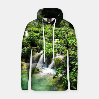 cascades at plitvice lakes national park croatia std Hoodie thumbnail image