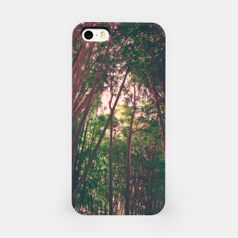 Thumbnail image of Nature and pink iPhone Case, Live Heroes