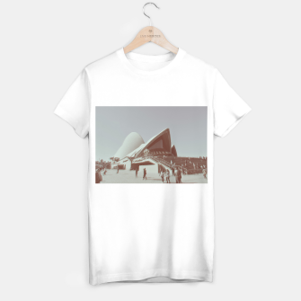 Imagen en miniatura de Opera House and the people T-shirt regular, Live Heroes