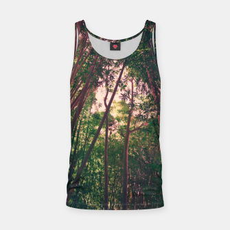 Thumbnail image of Nature and pink Tank Top, Live Heroes
