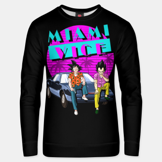 Thumbnail image of Miami Vice Sudadera unisex, Live Heroes