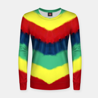 Thumbnail image of Reggae Rainbow Sweater, Live Heroes