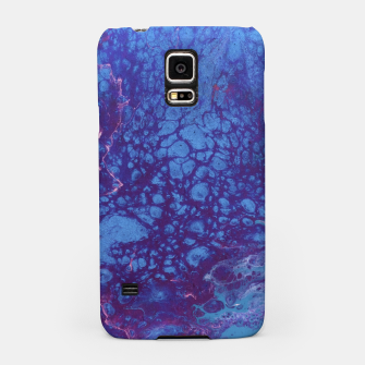 Thumbnail image of Smaller Reality - Teal, Pink, Purple Abstract Samsung Case, Live Heroes