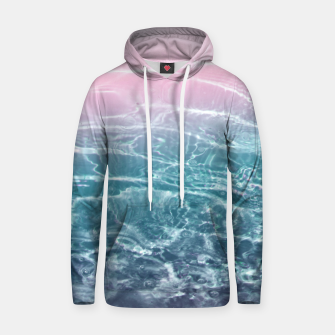 Miniaturka Pink Blue Ocean Dream #1 #water #decor #art  Kapuzenpullover, Live Heroes