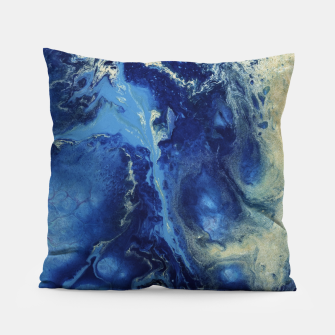 Thumbnail image of Juxtaposition Pillow, Live Heroes