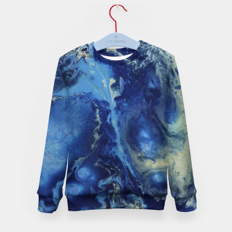 Thumbnail image of Juxtaposition Kid's sweater, Live Heroes