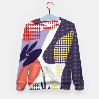 Thumbnail image of SAHARASTREET-SS244 Kid's sweater, Live Heroes