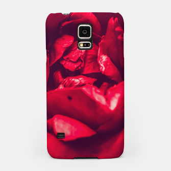 Thumbnail image of red rose Samsung Case, Live Heroes