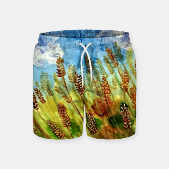 Thumbnail image of HIding Swim Shorts, Live Heroes