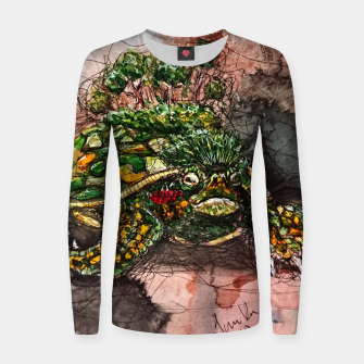 Thumbnail image of Young World Women sweater, Live Heroes