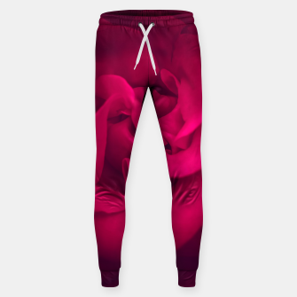 Thumbnail image of red rose Sweatpants, Live Heroes