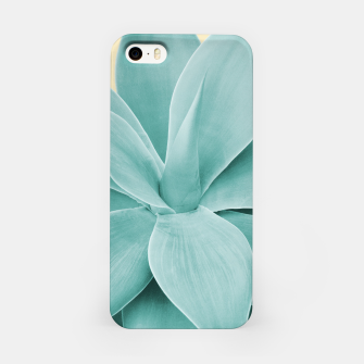 Miniaturka Yellow Agave Romance #1 #tropical #decor #art iPhone-Hülle, Live Heroes