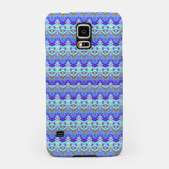 Colorful Asian Style Pattern Samsung Case obraz miniatury