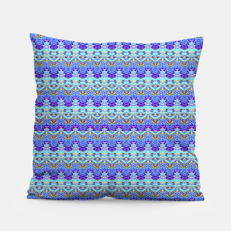 Thumbnail image of Colorful Asian Style Pattern Pillow, Live Heroes
