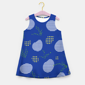 Thumbnail image of SAHARASTREET-SS252 Girl's summer dress, Live Heroes