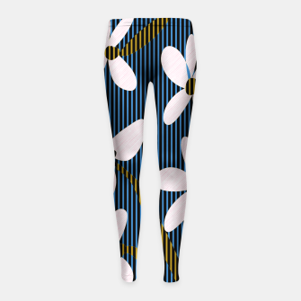 Thumbnail image of SAHARASTREET-SS253 Girl's leggings, Live Heroes