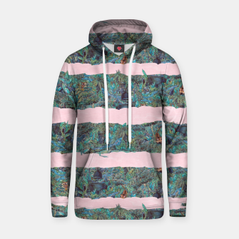 Thumbnail image of Living Jungle Stripes Hoodie, Live Heroes