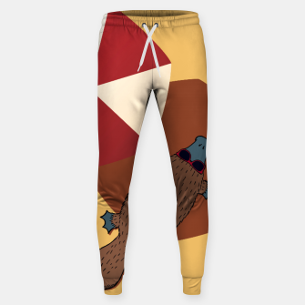 Thumbnail image of PLATYPUS SUMMER Sweatpants, Live Heroes