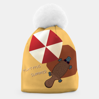Thumbnail image of PLATYPUS SUMMER Beanie, Live Heroes