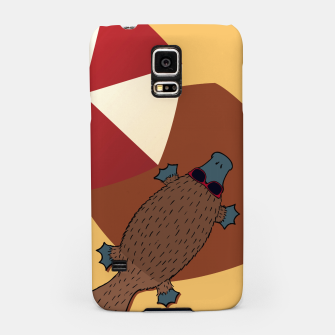 Thumbnail image of PLATYPUS SUMMER Samsung Case, Live Heroes