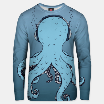 Thumbnail image of KIND OF BLUE Unisex sweater, Live Heroes