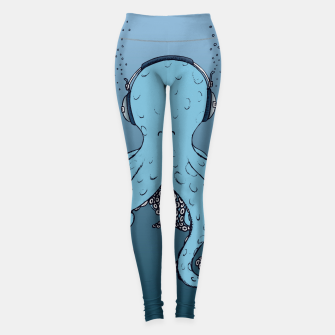 Thumbnail image of KIND OF BLUE Leggings, Live Heroes