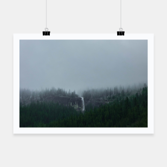 Thumbnail image of Waterfall Poster, Live Heroes