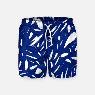 Thumbnail image of Sahara Street Sweetheart Swim Shorts, Live Heroes