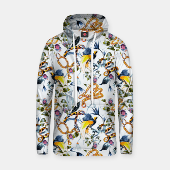 Miniature de image de Exotic birds in chains Sudadera con capucha, Live Heroes