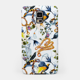 Miniature de image de Exotic birds in chains Carcasa por Samsung, Live Heroes