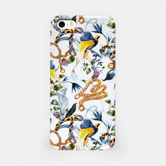 Miniature de image de Exotic birds in chains Carcasa por Iphone, Live Heroes