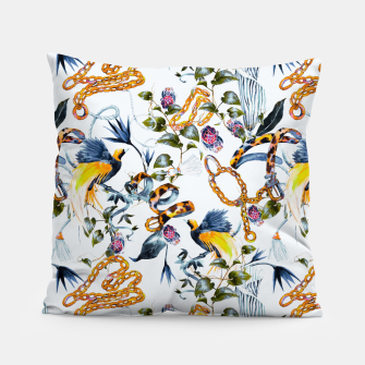 Miniature de image de Exotic birds in chains Almohada, Live Heroes