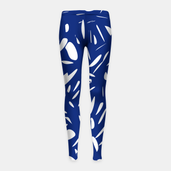 Thumbnail image of Sahara Street Sweetheart Girl's leggings, Live Heroes