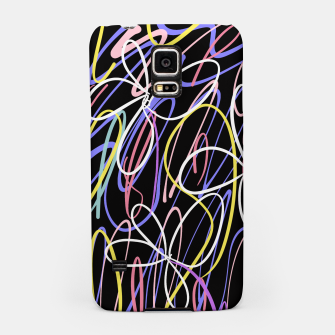 Thumbnail image of Sahara Street Neon Lights Samsung Case, Live Heroes