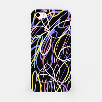 Thumbnail image of Sahara Street Neon Lights iPhone Case, Live Heroes