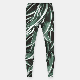 Thumbnail image of Tropical Greenery #1 #green #pattern #decor #art Hosen, Live Heroes
