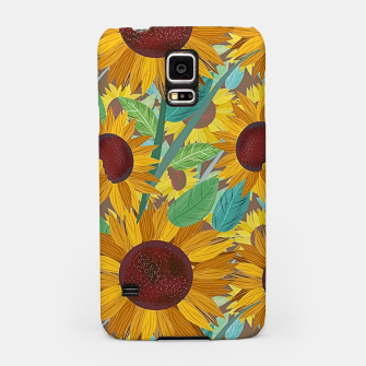 Thumbnail image of Sunflowers Samsung Case, Live Heroes
