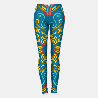 Thumbnail image of De Verano Leggings, Live Heroes
