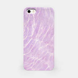 Thumbnail image of Soft Purple Pink Ocean Dream #1 #water #decor #art iPhone-Hülle, Live Heroes