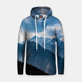 Thumbnail image of Banff from Sulphur Mountain Hoodie, Live Heroes