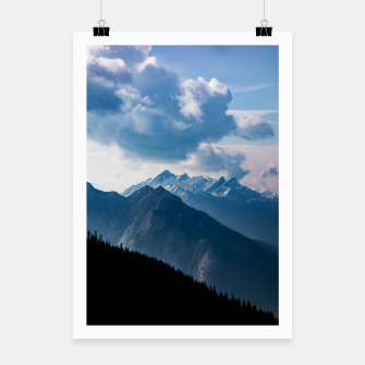 Thumbnail image of Banff from Sulphur Mountain Poster, Live Heroes