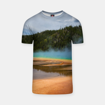 Thumbnail image of Grand Prismatic T-shirt, Live Heroes