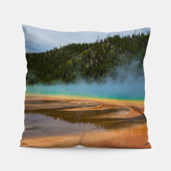 Thumbnail image of Grand Prismatic Pillow, Live Heroes